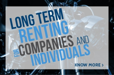 RENTING AND LONG DURATION RENTING FOR COMPANIES AND PRIVATE